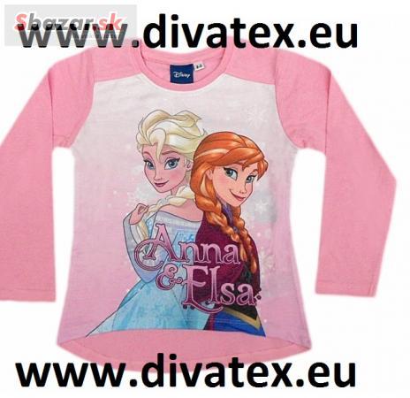 087c4e56b361 Predám - Detské oblečenie s motívom rozprávok