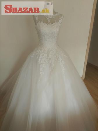 fa7e6e7da390 Predám - Dokonalé svadobné šaty za super cenu!!!