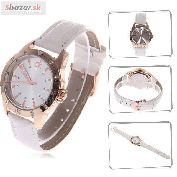 e213df8a4e Predám - Calvin Klein 383 Luxusné dámske hodinky - 3 barv
