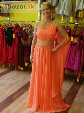 9be089b68184 Predám - Predám krásne spoločenské šaty.