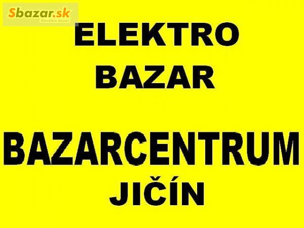 Predám -  BAZARCENTRUM  ELEKTRO - BAZAR - JIČÍN f31d2235beb