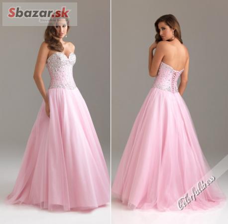 770a2fe9b4cd Predám - Nádherne spoločenské šaty kolekcia 2014