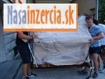 Sťahovanie Trenčín vypratávanie likvidácia