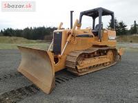 2002 CASE 1150H pásový traktor