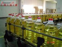 Rafinovaný slunečnicový olej