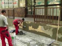 Robime rekonstrukcie bytov a domov,stierky,omietky