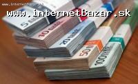 Ponuka pôžičky medzi spoľahlivé a poctivé je