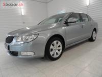 Škoda Superb 1.8TSI LPG NAVI XENONY-DPH