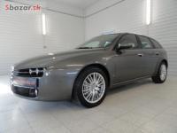 Alfa Romeo 159 2.0 JTDM SPORTWAGON NAVI KŮŽE-DPH