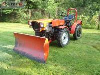 Traktor MT8 1B23 vybornom stave
