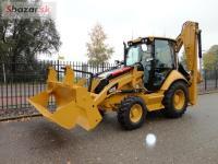 Caterpillar 432E traktorbager