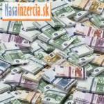 ponuka pôžičky peňazí 2000€ na 500.000€
