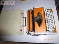 Kufríkový písací stroj