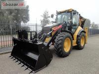 Caterpillar 434E traktorbagr