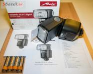 Predám blesk Metz 44 pre Olympus/Panasonic/Leica