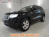 Jeep Grand Cherokee 3.0 CRD 177kW LIMITED KŮŽE N