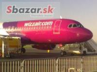 Preprava osôb na letiska z celého slovenska