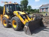 JCB 4CX ECO traktorbagr