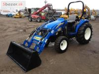 New Holland T3040  v Top stave