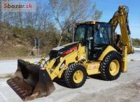 Caterpillar 442E traktorbagr