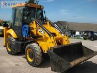 JCB 2CX Streetmaster - traktorbagr