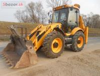 JCB 4CX traktorbagr