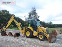 New Holland LB110 traktorbagr