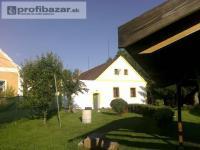 Prodám chalupu na Třeboňsku Jižní Čechy