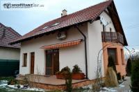 Rodinný dom, Záhradná ulica - Vysoká pri Morav