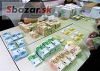 Ponuka úveru vo výške 2000€ až 6,000,000€
