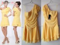 c9eebc9e941c Kratke saty Yellow Ever Pretty