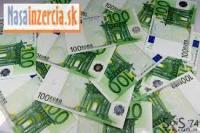 PONUKA PÔŽIČKY PEŇAZÍ 2000€ NA 2.000.000 �
