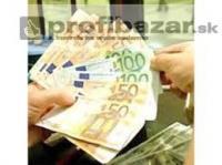 Úver ponuka peňazí medzi obzvlášť vážne ú