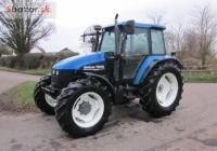 New Holland TS115 Turbo 4WD