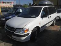 Opel Sintra 2.2 16V X22 XE 104kW, r. v. 1997