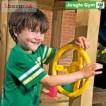 Kormidlo na vaše detské ihrisko: Steering Wheel