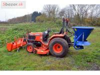 KUBOTA B2/7/10 traktor