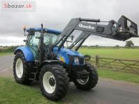 New Holland T6/07/0 ELITE traktor