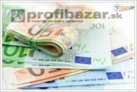 pôžičky peňazí medzi jednotlivé ponuky