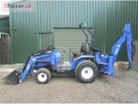 ISEKI TH4/330 traktor