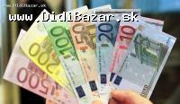 Služby ponúkajú požičiavať peniaze pre všet