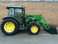 John Deere 509c0 traktor