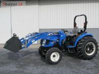 New Holland TCv40D traktor