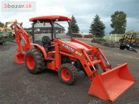 Kubota M5v9 traktor
