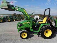 John Deere 3v320 traktor