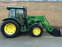 John Deere 5v090 traktor