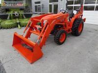 KUBOTA L3v200 traktor