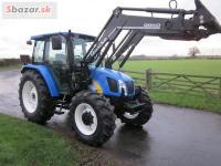 New Holland TLv100 traktor
