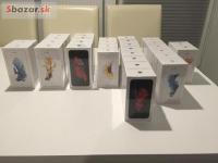 Odomknutý Apple iPhone 6S biela / čierna