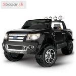 Elektrické autíčko Ford Ranger Wildtrak, Čiern